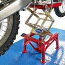 Crosslift voor Honda crossmotoren rood