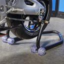Paddockstand Black Xtreme achterwiel 2