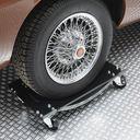 Carmover onder wiel