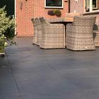 terrastegel optimum liscio grafiet met coating