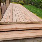 Lariks Douglas vlonderplank 2.8 x 14.5 cm 3 / 4 meter plank
