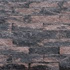 Tuinvisie Wallblock muurelementen brons