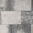 Tuinvisie Metro Vlaksteen 20 x 30 x 6 cm Grijs Zwart