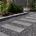Terrastegel Estetico Wood 60x20x6 cm Oak - grijs zwart
