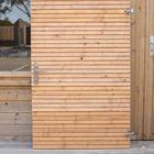 Luxe deurframe bekleed met Red Class Wood Deens Rabat