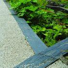 Tuin met grind standaard 2 - 5 mm