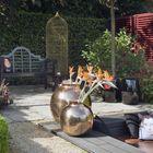Sfeerbeeld Tuin met Ardenner Split Geel 8 - 16 mm Excluton
