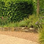 Sfeerbeeld Graniet Split Rood 8 - 16 mm Excluton