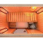 Schijnrichting IR sauna