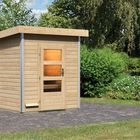 Karibu Jorgen sauna