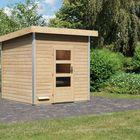 sauna Karibu kroge modern