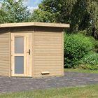 Heikki sauna melkglas