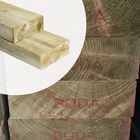 Balk Geïmpregneerd hout 7 x 19.5 cm glad geschaafd