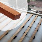 Balk Hardhout 3 x 6.5 cm glad geschaaf