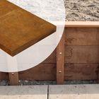 Beschoeiingsplanken Hardhout 2.0 x 20 cm Populaire Azobe planken voor in/rond het water