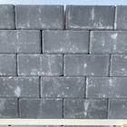 Betonklinkers Design Brick 21x10.5x6cm Black Kijlstra