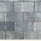 Betonklinkers Design Brick 21x10.5x6cm Nero Grey Kijlstra