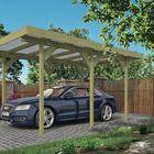 Carport Enkel/Aanbouw