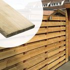 Schutting tuinplank geïmpregneerd grenen hout