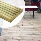 Vlonderplank Geimpregneerd grenenhout