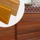 Zelfbouw Dubbel Rabat Bankirai Hardhout voor gleufpalen