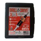 Deckwise Drill & Drive Boorbitset