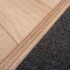 Hoeklijnprofiel PVC Laminaat Parket Vloeren