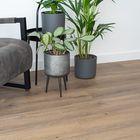 Floer Natuur Click PVC Vloer Onlanden Gerookt 151.1 x 22.9 x 0.5 cm Sfeer Perspectief 1