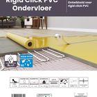 Ondervloer Floer Rigid Click PVC Productblad