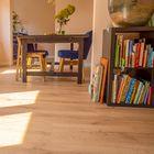 Floer Landhuis Variatie Laminaat Vloer Rustiek Pure Eik 128.8 x 19.8 - 32.8 x 0.8 cm Kamer 3