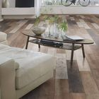 Floer Sloophout Laminaat Vloer Versleten Planken Donker 128,5 x 19,2 x 0,8 cm Sfeer 2