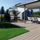 Fun-deck composiet vlonderplanken 23 x 138 mm multigrey light dakterras