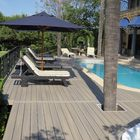 Fun-deck composiet vlonderplanken 23 x 138 mm multigrey light zwembad