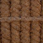 Kokos schutting detail