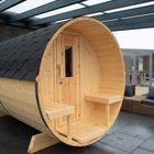 Camping barrel