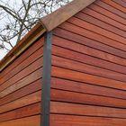 Luxe Rhombus Padoek Hardhout 18 x 68 mm glad geschaafd