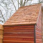Red cedar Houten Dakpannen voor dak (3 laags)