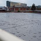 Easyroofing aluminium dakbedekking tuinhuis