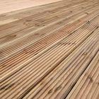 Geimpregneerd grenen hout