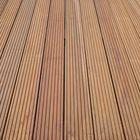 Terrasplank Ipé Hardhout 1.8 x 14 x 180 cm Groef/glad PREMIUM FAS Kwaliteit