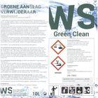 Groene aanslagreiniger WS Green Clean gebruiksaanwijzing
