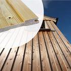 Gevelbekleding Thermisch Gemodificeerd Grenen 27 x 190 mm Boards and Batten