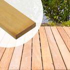hardhout plank voor terras