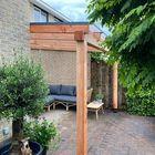 Klantfoto veranda - betonpoeren