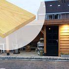 Lariks Douglas Plank 2.1 x 20 cm Bezaagd