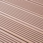 Vlonderplank Composiet Massief bruin 1.9 x 19.3 x 300 cm Extra breed