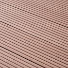 Vlonderplank Composiet Massief bruin 1.9 x 19.3 x 300 cm