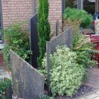 Natuursteen pilaren Black Pillars