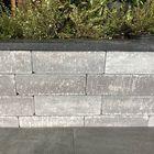 Natuursteen vijverrand basalt
