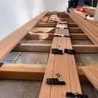 Onderregel vlonder balk hardhout